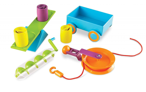 Set STEM - Mecanisme simple 1