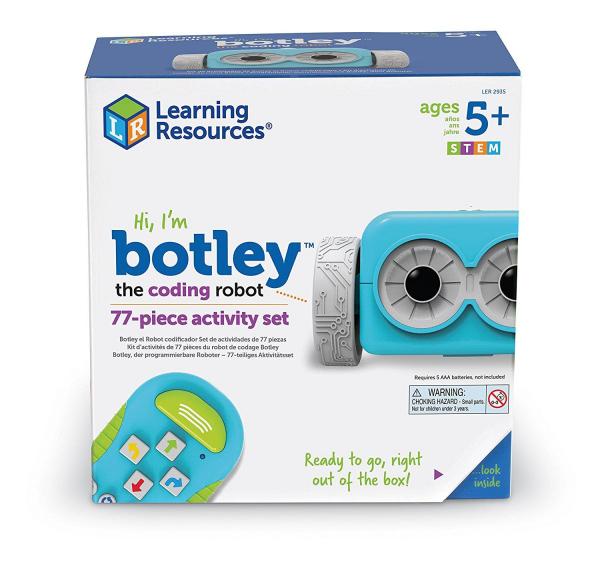 Set STEM - Robotelul Botley 3