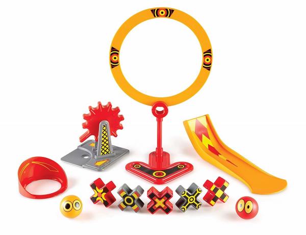 Set STEM - Wacky Wheels 3