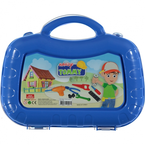 Set trusa unelte 13 piese Ucar Toys UC133 0