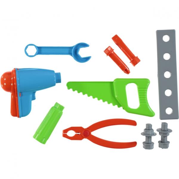 Set trusa unelte 13 piese Ucar Toys UC133 1