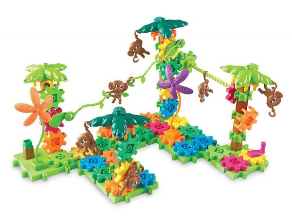 Setul constructorului - maimutele buclucase 4