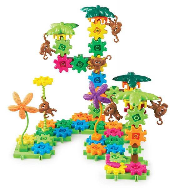 Setul constructorului - maimutele buclucase 2