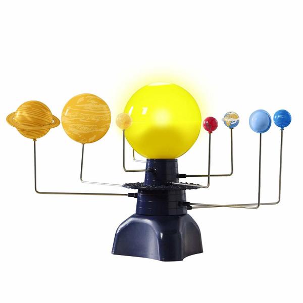 Sistem solar motorizat 0
