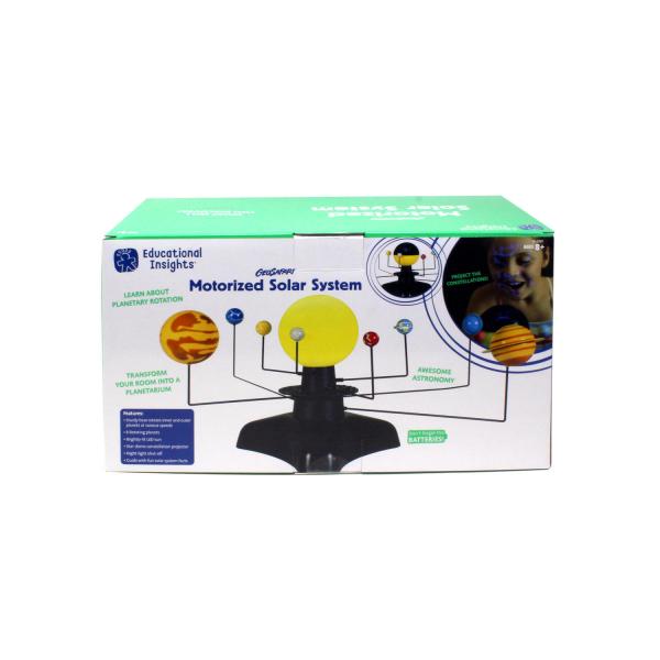 Sistem solar motorizat 4