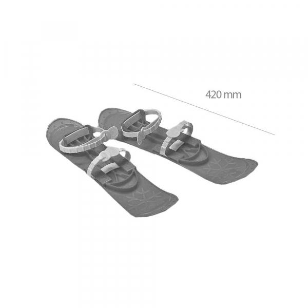 Skiuri Junior - Marmat - Rosu 1