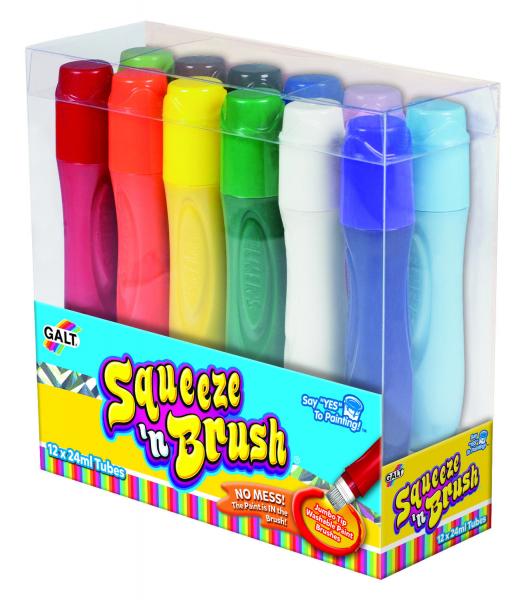 Squeeze'n Brush - 12 culori 0