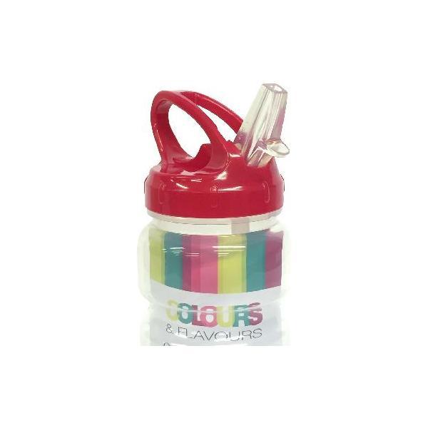 Sticla cu pai Colours and Flavours BebeduE BD80221 1