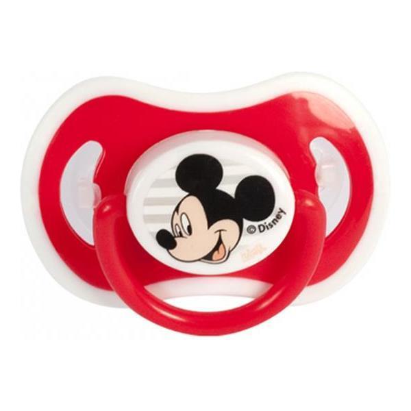 Suzeta ortodontica Mickey 3 luni Lulabi 8118300 0
