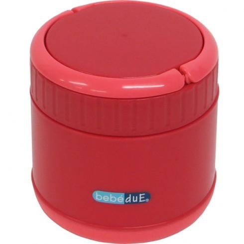 Termos 300ml Colors&Flavors Rosu Bebedue 0