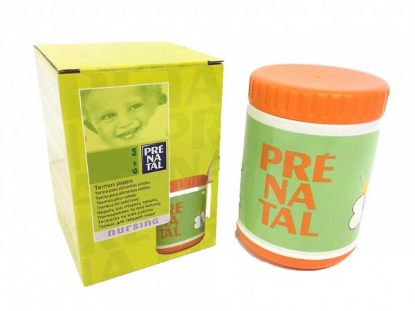 Termos alimente 500ml cu tacamuri Prenatal 0
