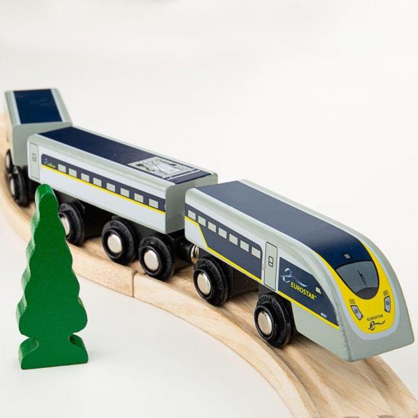 Trenulet  - Eurostar e320 1