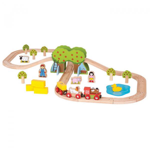 Trenuletul de la ferma 0