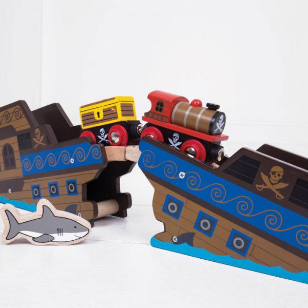 Trenuletul piratilor 1