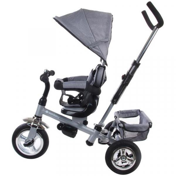 Tricicleta Confort Plus - Sun Baby - Melange Gri 1