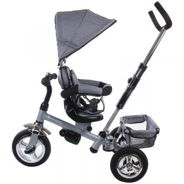 Tricicleta Confort Plus - Sun Baby - Melange Gri 2