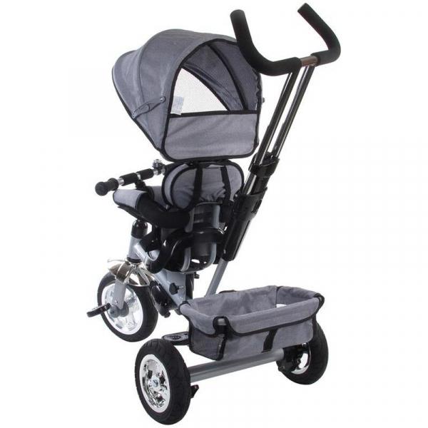 Tricicleta Confort Plus - Sun Baby - Melange Gri 4