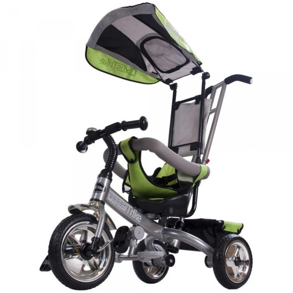 Tricicleta Lux - Sun Baby - Verde 3