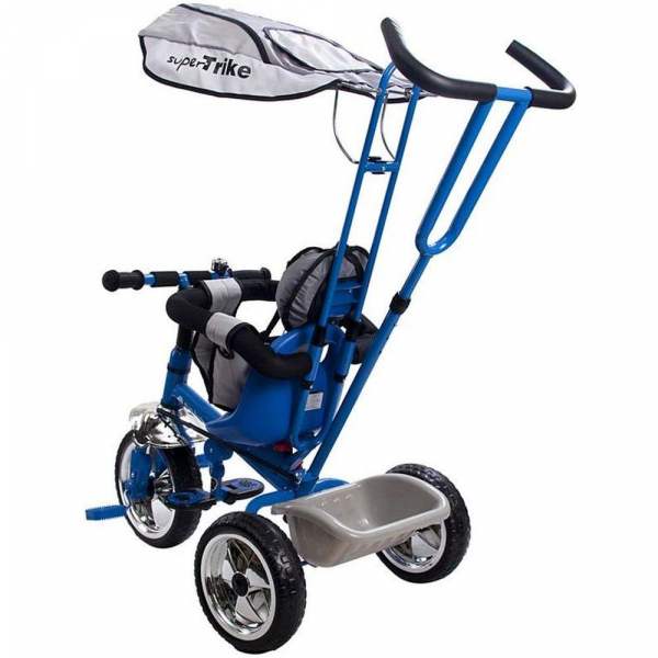 Tricicleta Super Trike - Sun Baby - Albastru 1