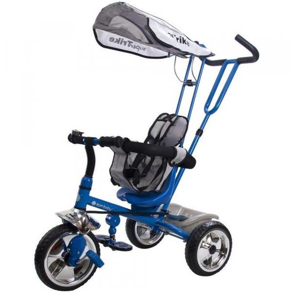 Tricicleta Super Trike - Sun Baby - Albastru 0