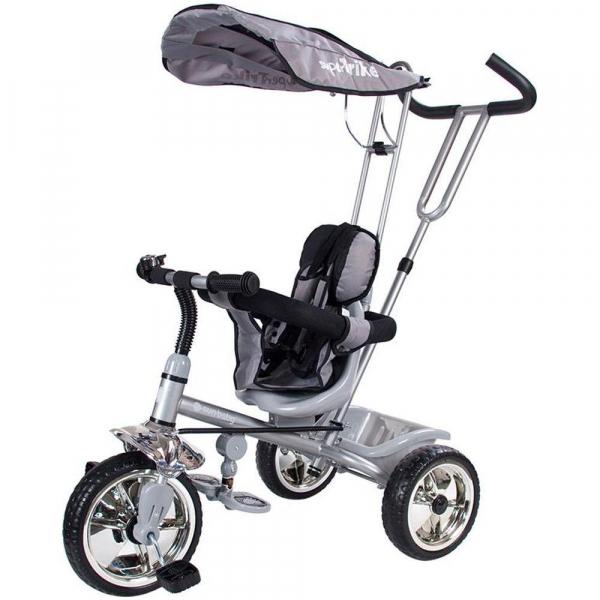 Tricicleta Super Trike - Sun Baby - Gri 0
