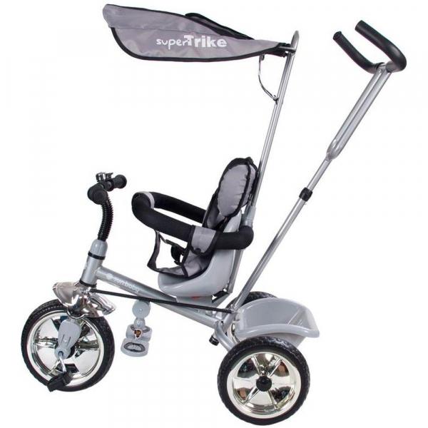 Tricicleta Super Trike - Sun Baby - Gri 2