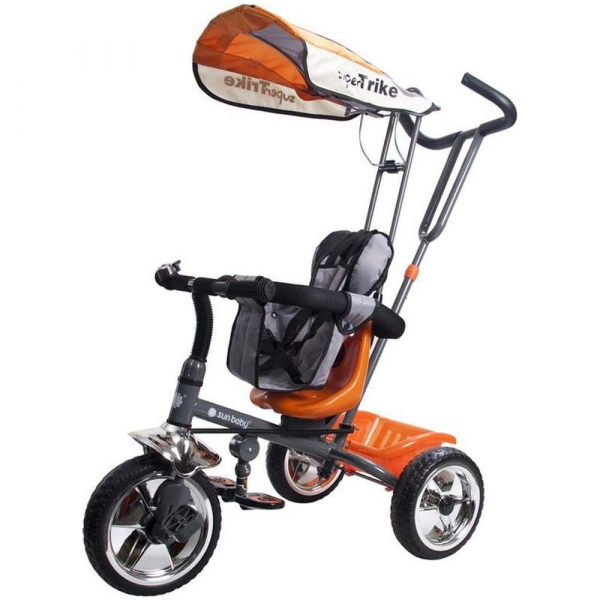 Tricicleta Super Trike - Sun Baby - Orange 0