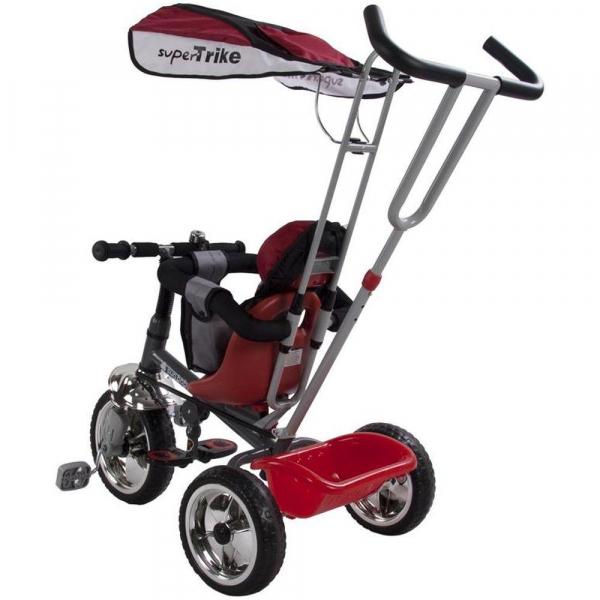 Tricicleta Super Trike - Sun Baby - Rosu 1