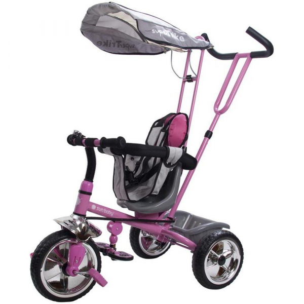 Tricicleta Super Trike - Sun Baby - Roz 0