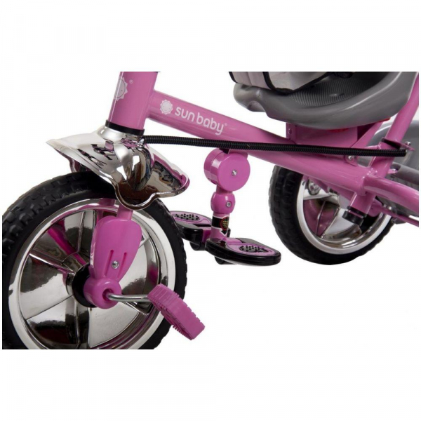 Tricicleta Super Trike - Sun Baby - Roz 2