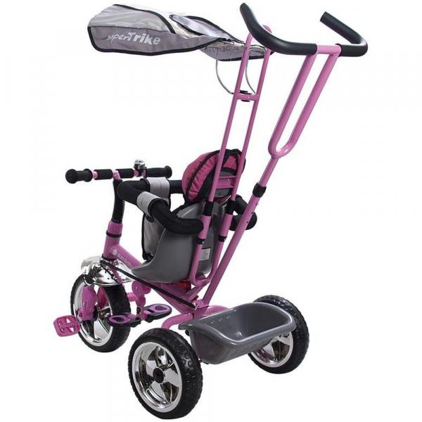 Tricicleta Super Trike - Sun Baby - Roz 1