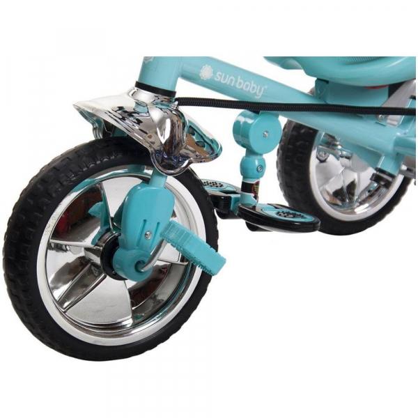 Tricicleta Super Trike - Sun Baby - Turcoaz 2
