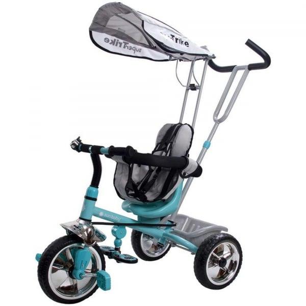 Tricicleta Super Trike - Sun Baby - Turcoaz 0