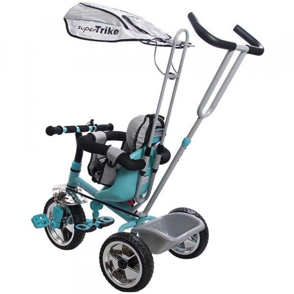 Tricicleta Super Trike - Sun Baby - Turcoaz 1