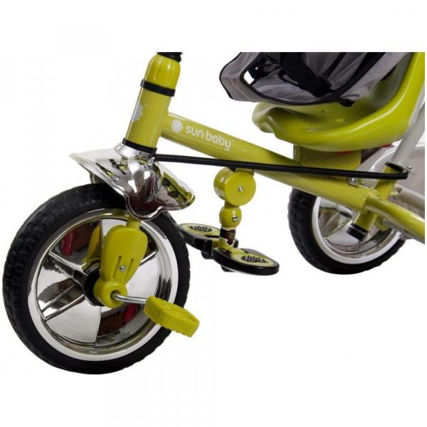 Tricicleta Super Trike - Sun Baby - Verde 2