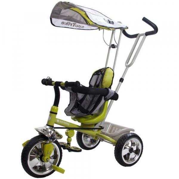 Tricicleta Super Trike - Sun Baby - Verde 0