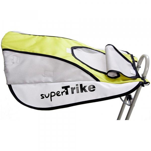 Tricicleta Super Trike - Sun Baby - Verde 4