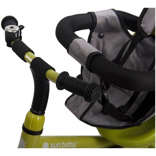 Tricicleta Super Trike - Sun Baby - Verde 3