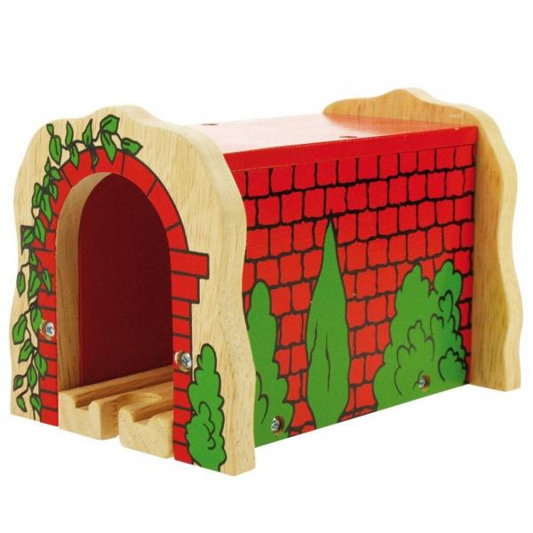 Tunel din caramida 3