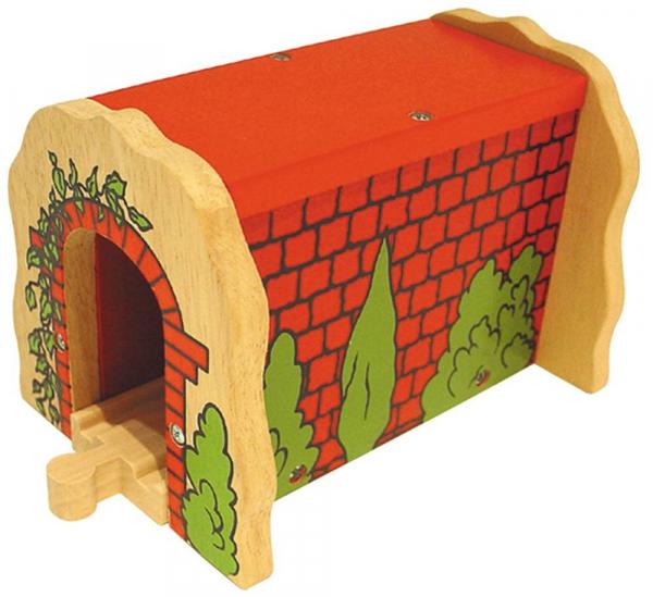 Tunel din caramida 0