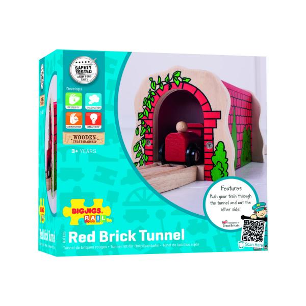 Tunel din caramida 4