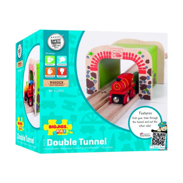 Tunel dublu 1