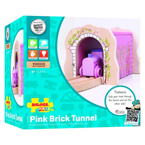 Tunel roz 4