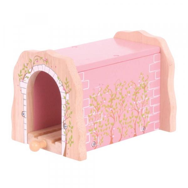Tunel roz 0