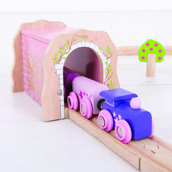 Tunel roz 1