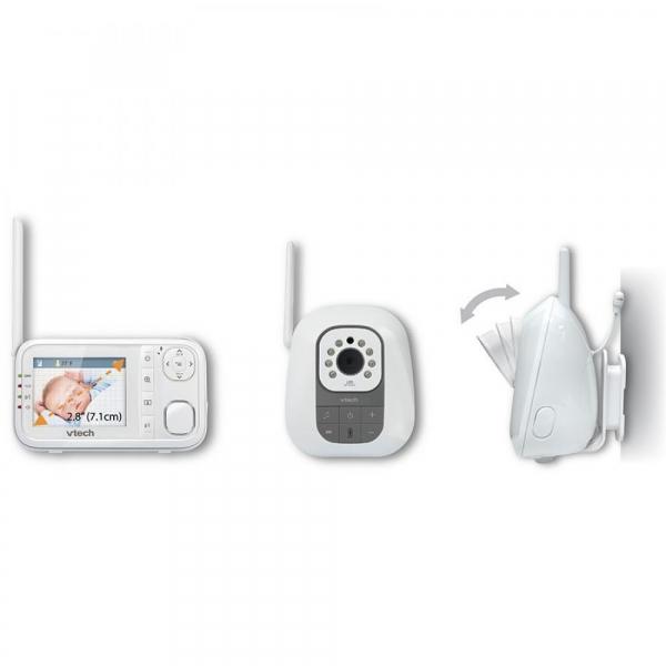 Videofon Digital de monitorizare bebelusi BM3200 - Vtech 4