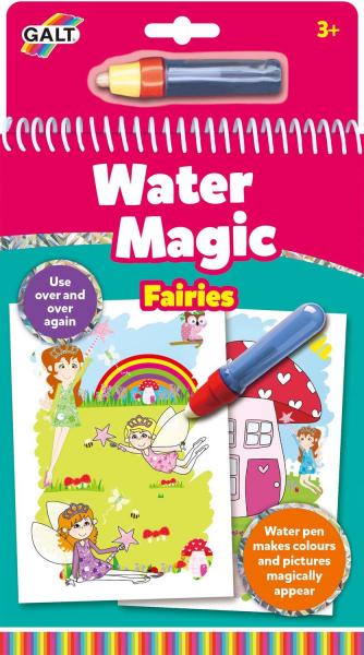 Water Magic: Carte de colorat Zane 0