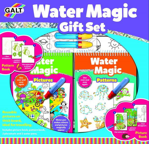 Water Magic: Set carti de colorat CADOU (2 buc.) 4