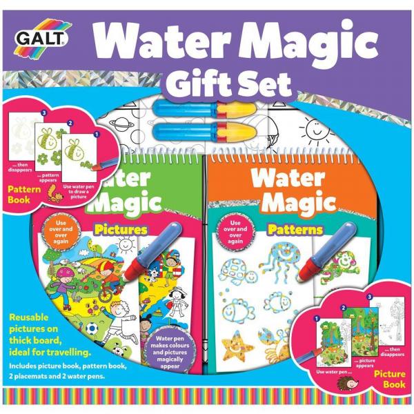 Water Magic: Set carti de colorat CADOU (2 buc.) 1