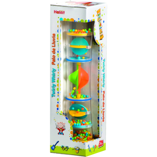 Zornaitoare Twirly whirly  Rainbomaker Halilit MP300 1